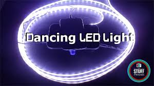 Diy Dancing Lights Dancing Led Light Music Reactive Or Sound Activated Led Strip Lights Using Lm324