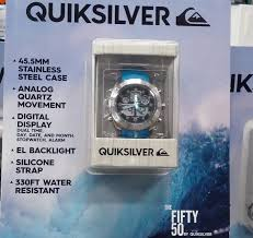 quiksilver the fifty50 men s watch costco weekender quiksilver the fifty50 men s watch functional yet stylish