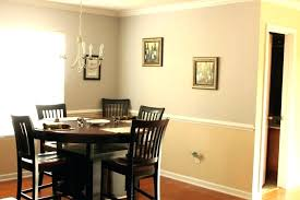 dining room paint ideas with chair rail dining room color ideas 6 cool dining room paint