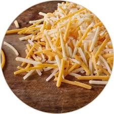 shredded cheese. Plain Cheese Shredded Cheese Intended E