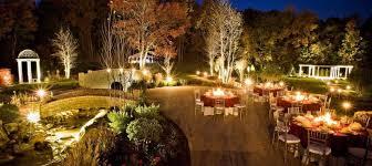 outdoor wedding lighting candle lighting ideas