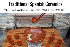 traditional spanish ceramics that make eating so much better