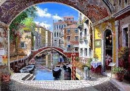 Cross Stitch World Free Patterns Cool The Streets Of Venice By LONE WOLF CROSSSTITCH PATTERNS LOOK On