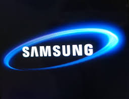 samsung galaxy logo. logo samsung pada perangkat galaxy tab 2 7.0