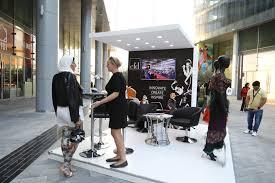 Dubai Design Week Volunteer Media The College Of Fashion And Design Dubai