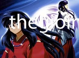 Tấm Poster anime cao cấp giấy 260gsm INUYASHA Khuyển dạ xoa hình chibi ảnh  đẹp