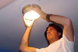 install lighting fixture. Install Lighting Fixture