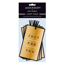kennedy office supplies. Alice Scott Just For You Tag Pack Kennedy Office Supplies