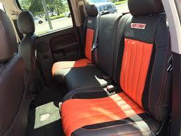 dodge daytona ram truck custom katzkin interior