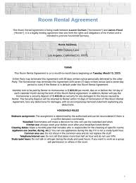Permalink to Rental Agreement Sample Doc – Ms Word Generic Rental Agreement Form Template Rental Agreement Templates Word Template Contract Template – Download a free house rental agreement template in microsoft word and pdf format.