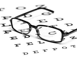 Eye Chart And Glasses Stock Photos Freeimages Com