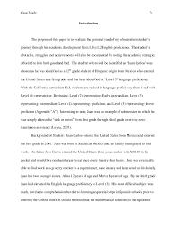 case study project final case study