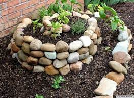 own rock garden