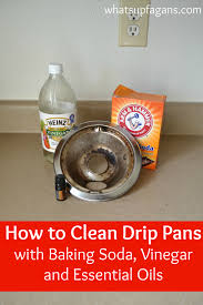 stove drip pans home depot. a tutorial on how to clean stove drip pans with baking soda, vinegar, and home depot