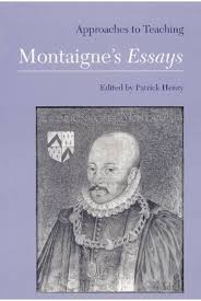 approaches to teaching montaigne s essays modern language  approaches to teaching montaigne s essays cover