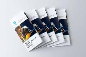 Tri Fold Samples 30 Best Tri Fold Brochure Templates Creative Touchs