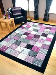 purple and grey rugs small rug collection in plum runner details about black pink cream uk
