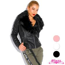the riders jacket arrival that soft and fluffy fur is luxury the fur of the neck cirference is available for disassembly and lining which i can
