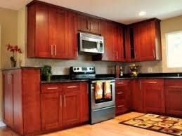 kitchen wall colors with cherry cabinets. Cherry Cabinets Popular Kitchen Colors With My Home Design Journey Within Wall