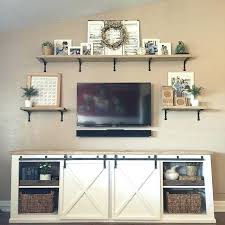 tv shelf ideas entertainment wall shelf best wall shelves ideas on shelving wall cool tv stands