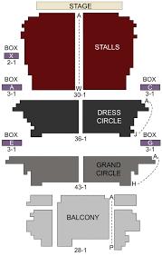 Prince Edward Theater London Seating Chart Palace Theatre London Seating Chart Stage London