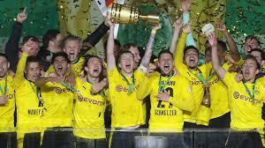 The official artist channel for black veil brides! Dortmund Claim Fifth Dfb Pokal Title With 4 1 Win Over Leipzig Dfb Deutscher Fussball Bund E V