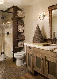rustic bathrooms pictures. exquisite rustic mountain retreat in california: ski slope bathrooms pictures i