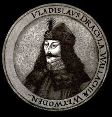 count dracula  portrait of vlad iii dracula