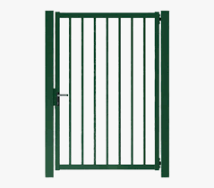 garden gate metal gate transpa