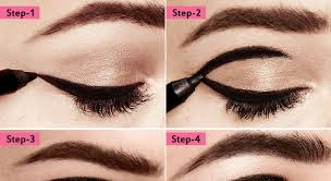4 steps to have dramatic 60s eyes makeup