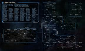 Star Chart Wallpapers Top Hdq