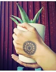 Nalepovací Tetování Ve Stylu Henny Potetujcz