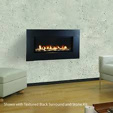monessen artisan 42 linear ventless fireplace lp woodlanddirect com indoor fireplaces gas
