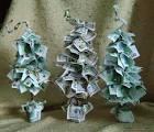Поздравление дерево из денег 116