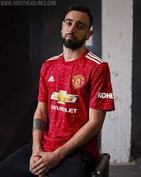 Shop the hottest man utd football kits and shirts to make your excitement clear this football season. Manchester United 20 21 Home Kit Released Debut Tomorrow Footy Headlines