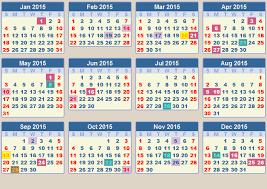 Calendar 2015 With Holidays Eclipse 2015 In South Africa 2015