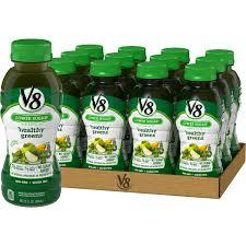 v8 healthy greens 12 oz bottle pack of 12