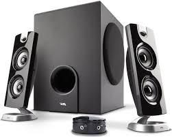 speakers system. cyber-acoustics-30-watt-powered-speakers-with-subwoofer- speakers system