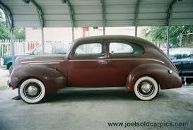 ments 1939 ford 2 door