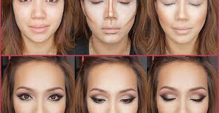 contour your face for your l party
