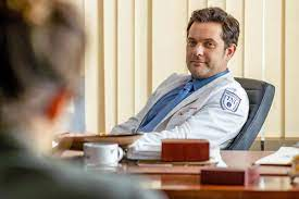 Joshua Jackson on his 'evil' role in ...