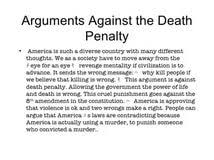arguments against death penalty essay co arguments against death penalty essay arguments for and against the death penalty essay