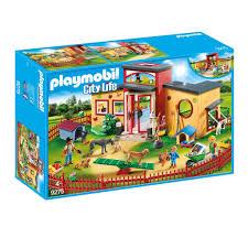 Playmobil 9275 City Life Tierhotel Pfötchen Kidsacc