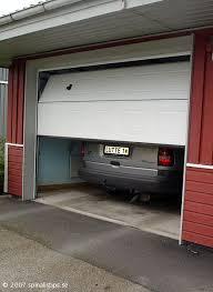 open garage doorTips  Remote control for garage door