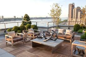 Rooftop Ideas Lounge Cozy