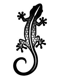пин от пользователя ольга на доске эскиз ящерица тату гекконы и тату
