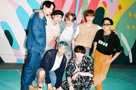 "BTS ""Dynamite"" Teaser Photos Feature New Hair Colors, Retro Nostalgia"