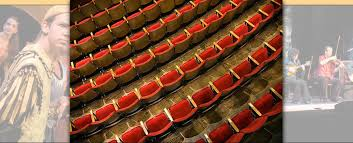 Seating Chart Thalian Hall Center For The Performing Arts