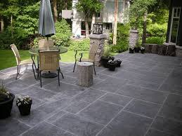Stamped concrete patio is the best patio design TCG