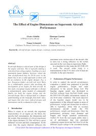 Aircraft Engine Design Mattingly Pdf Pdf The Effect Of Engine Dimensions On Supersonic Aircraft